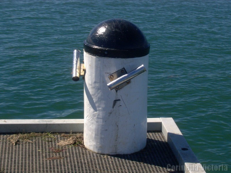 Bollard Corinella Jetty